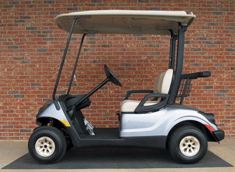 Golf Cart Floor Protector Mat Gcts