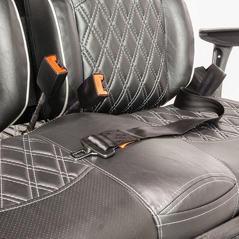 MadJax Retractable Golf Cart Seat Belts