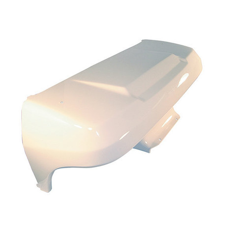 Club Car DS Golf Cart Body - Front Cowl - WHITE or BEIGE (fits 1982+ Gas & Electric)