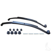 EZ-GO RXV Heavy Duty Rear Leaf Springs Kit - Dual Action (Fits 2008+)