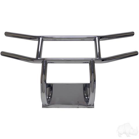 Yamaha Drive / G29 Golf Cart Brush Guard - Stainless Steel