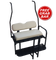 Club Car DS Golf Cart Rear Seat Kit (1982 - 2013 models) - BUFF