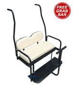 Club Car DS Golf Cart Rear Seat Kit (1982 - 2013 models) - BUFF