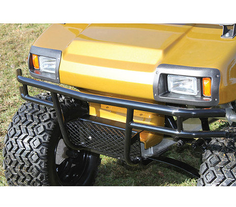 Club Car DS Heavy Duty BLACK Brush Guard