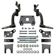 "6"" Club Car DS RHOX Spindle Lift Kit (for 2009+)"