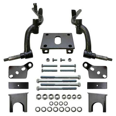 "RHOX 6"" Club Car DS Drop Spindle Lift Kit (Fits 2009+)"