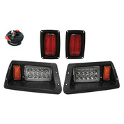 Yamaha G14 / G16 / G19 / G22 Golf Cart Light Kit - LED