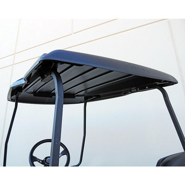 Club Car Ds Roof Oem 54 U0026quot  In Black