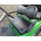 Yamaha G29/Drive Black Vinyl Golf Cart Seat Cover Set