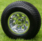 """10"""" SILVER BULLET Wheels and 205/65-10 ComfortRide DOT Tires Combo"""