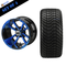 "12"" STORM TROOPER Wheels and 215/35-12"" ELITE DOT Tires (Choose Your Color!)"