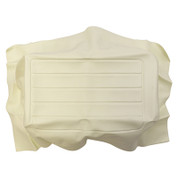 Yamaha G11-G22 IVORY Factory Vinyl Golf Cart Seat Cover Set (Matches Factory Color)