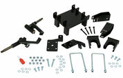 "5"" EZGO RXV GTW Drop Axle Golf Cart Lift Kit 2008+ (Electric)"