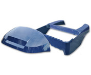 BLUE Club Car Precedent Full Body Kit (OEM Front Cowl + Body)