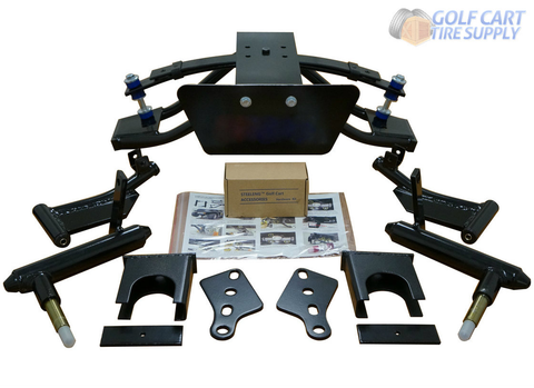 """6"""" Double A-Arm Lift Kit for Club Car Golf Cart Precedent 2004+ Electric & Gas"""