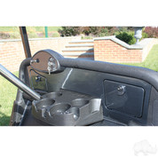 EZGO RXV Dash in Carbon Fiber