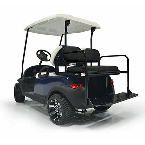 EZGO TXT Mach 2 GTW Rear Seat Kit - BLACK