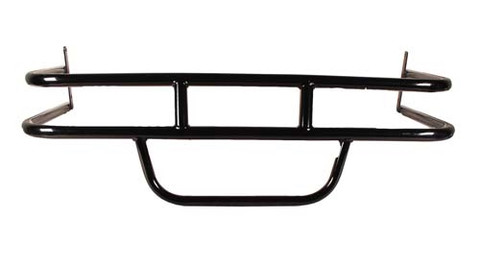 EZGO Marathon Golf Cart Brush Guard - Black Steel