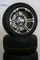 "12"" Wheel and 215/40-10 Low Profile DOT Tires combo"