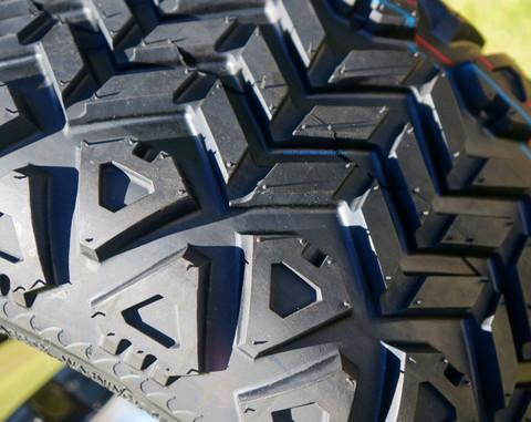 18x9-10 DOT All Terrain Golf Cart Tires
