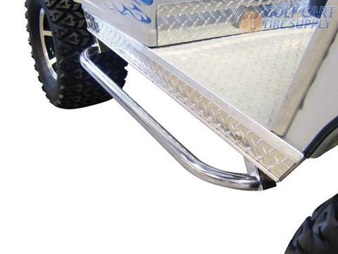 EZGO TXT / Medalist Stainless Steel Nerf Bars Set