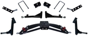 "JAKES 6"" Club Car Precedent Double A-Arm Lift Kit"