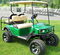 "JAKES 6"" EZGO TXT Golf Cart Spindle Lift Kit (Fits Electric, 2001.5+)"