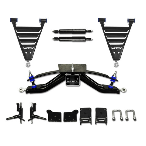 "MJFX EZGO RXV 6"" Heavy Duty A-Arm Lift Kit (2008-2013.5)"