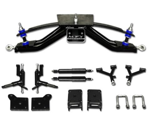 """MJFX EZGO RXV 6"""" Double A-Arm Lift Kit"""