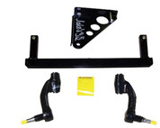 "JAKES 6"" Yamaha Drive/ G29 Golf Cart Drop Spindle Lift Kit"