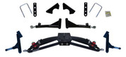"JAKES 4"" Club Car Precedent Double A-Arm Lift Kit - 2004+ Gas & Electric (N-7466)"