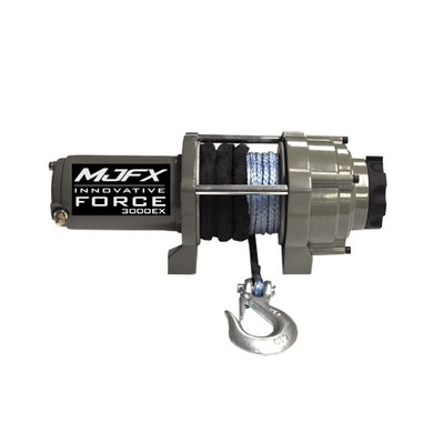 Madjax MJFX Force Golf Cart Winch - Fits All Carts