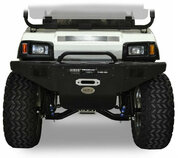 Madjax Club Car DS Armor Front Bumper (Winch Kit & LED Compatible)