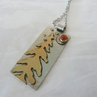 RIVERPATH STUDIO JEWELRY Harvest Moon Necklace