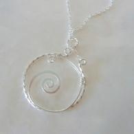 LeDance Portal Sterling Silver Necklace