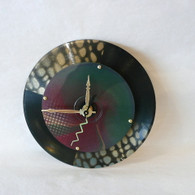 DEBORAH DICKINSON Jewel Baby Double Wall Clock