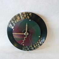 DEBORAH DICKINSON Jewel Baby Double Wall Clock