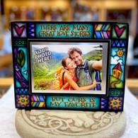 MACONE STUDIO  GREAT LOVE STORIES WOOD FRAME