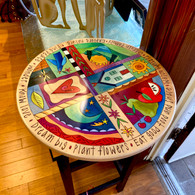 SINCERELY STICKS  Home Sweet Home Lazy Susan