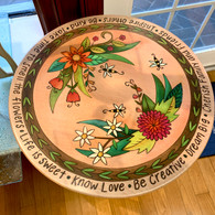 SINCERELY STICKS  Bees Lazy Susan