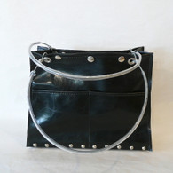 Renee Vegan Bag Black Riley Bag
