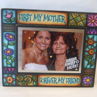 MACONE STUDIO First My Mom Wood Frame