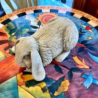CARRUTH STUDIO Gentle Bunny