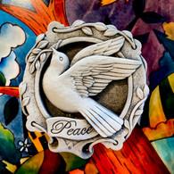 CARRUTH STUDIO  Dove of Peace