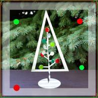 SONDRA GERBER Free-Standing Spiral Tree