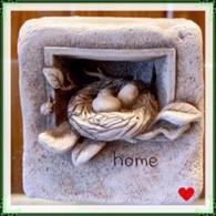 CARRUTH STUDIO Home Sweet Home Mini