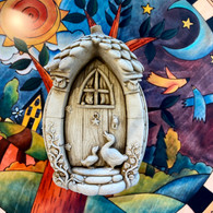 CARRUTH STUDIO A Mother Goose's Fairy Door