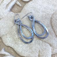 THE ARTIST JAY Teardrop Double Earrings
