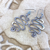 THE ARTIST JAY Squiggle Earrings