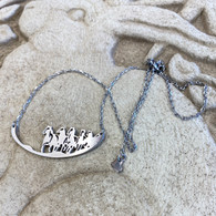 CLOSE TO YOUR ❤️Wild Horses Running Free NECKLACE